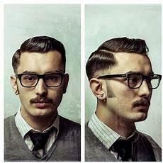 50er Frisuren Männer - die 25 besten ideen zu frisur 50er m 228 nner auf
