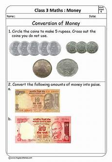 money worksheets for grade 3 india 2538 maths worksheets on indian money for grade 1 money worksheets math worksheet 2nd grade math
