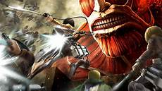 Attack On Titan Armored And Beast Titans Bring It To Attack On Titan
