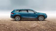 Five Reasons We The New Skoda Kodiaq Scout Business