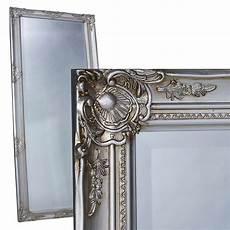 wandspiegel antik wandspiegel spiegel silber ca 180 x 80 cm antik barock