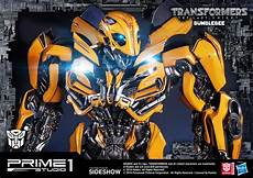 Transformers Bumblebee Statue By Prime 1 Studio Sideshow