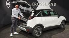 Neues Opel Cuv Im Test So Viel Opel Steckt Im Crossland