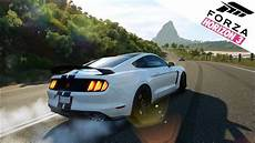 forza horizon 3 gameplay ford shelby gt350r mustang