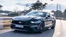 Ford Mustang Gt Facelift Im Fahrbericht 2018 Auto