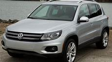 2013 Volkswagen Tiguan Review Small Suv Is On