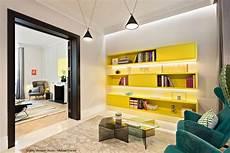 interior maisonette wohnung mit design klassikern