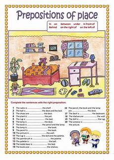 locating places worksheet with answers 15952 prepositions of place 2 worksheet free esl printable worksheets made by teachers