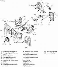 book repair manual 1998 subaru forester seat position control repair guides engine mechanical components timing belt 2 autozone com