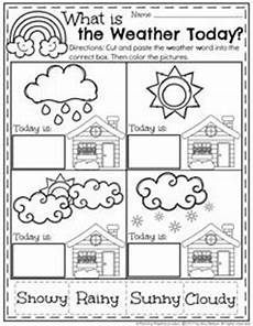 winter weather worksheets kindergarten 14603 march preschool worksheets with images preschool weather weather activities preschool