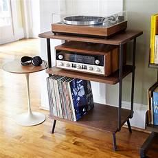 meuble platine vinyle vintage kanso hi fi station d 233 coration du nouvel appartement