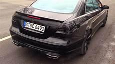 w209 clk 55 63 amg black brabus corniche carlsson 2