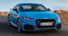 2020 audi tt rs gets a refresh 2 5 liter turbo five still