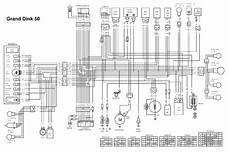 kymco grand dink 125 150 workshop service repair manual auto electrical wiring diagram
