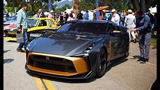 Nissan Gtr 50 By Italdesign Drive At Monterey