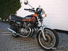 1980 Suzuki 650 4 Cylinder Bike 1980 Suzuki Gs 500 4
