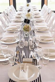 Wedding Ideas Black And White Theme