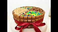Kinderschokoladen Torte Geburtstagstorte Cake
