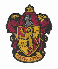 Malvorlagen Harry Potter Gryffindor Harry Potter Gryffindor Magnet And Crest Popculturespot