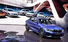 marché de l automobile la bmw s 233 rie 3 2019 se d 233 voile en d 233 tails 25 photos l automobile magazine