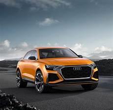 Zwei Neue Modelle Schon Ab 2018 Audi Q4 Und Q8 Welt