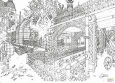 city coloring pages coloringtop com coloring pages in