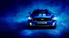 Wallpaper Mustang Blue Car blue ford mustang hd cars 4k wallpapers images