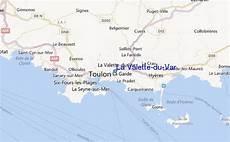 La Valette Du Var Tide Station Location Guide