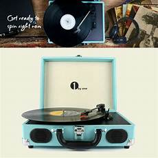 Vintage Vinyl Record Player Stereo Turntable by Portable Vintage Vinyl Record Player Stereo Turntable W