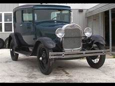 ford model a 1928 ford model a 2dr sedan fully restored