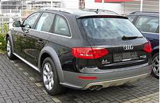 file audi a4 b8 allroad 20090607 rear jpg wikimedia commons