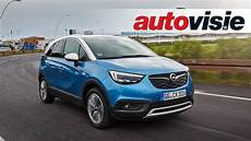 Review Opel Crossland X 2017 By Autovisie Tv