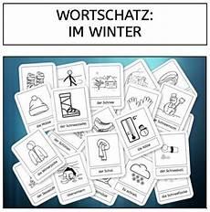 german kindergarten worksheets 19668 wortschatz im winter im teaching winter wortschatz winter kindergarten kindergarten