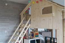 Kinderzimmer Unsere Hausbett Selbst Bauen