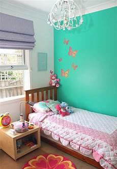 Kinderzimmer Streichen Blaue Wandfarbe Freshouse