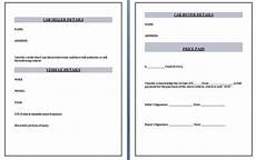 used car receipt template car purchase invoice invoice template ideas