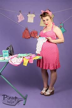 Pinup By Liz Session Spotlight Pin Up Maternity Photo Shoot