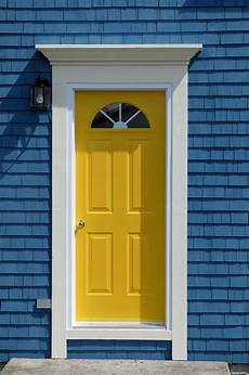 simple bright yellow front door get the with dunn