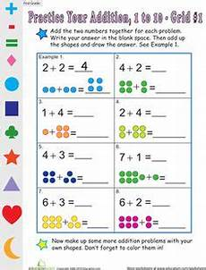 addition using sets worksheets for grade 1 9475 basic addition teaching resources addition worksheets worksheets and math