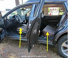 subaru outback height 2014 subaru outback seat height measured