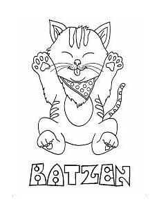 Ausmalbilder Katzen Kostenlos Katzenbilder Zum Ausmalen Ausmalbilder Katzenbilder