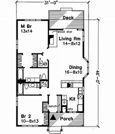 2 bedroom country house plans country house plan 2 bedrooms 2 bath 1199 sq ft plan