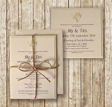 wedding stationery uk rustic knots and kisses wedding stationery rustic lemon