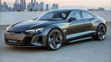 audi e tron gt concept four door gran turismo with
