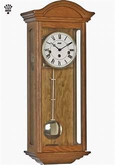 medium light oak axford wall clock the clock store