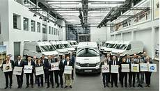 Clean Car Hannover - volkswagen delivers e crafter vans to customers in