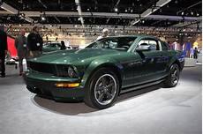 2008 Ford Mustang Bullitt Picture 215041 Car Review