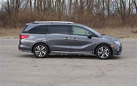 2020 Honda Odyssey Reviews News Pictures And Video