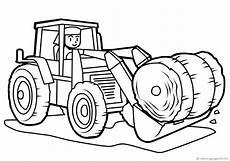 traktor 6 malvorlagen xl