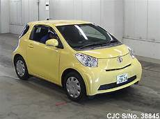 2010 toyota iq yellow for sale stock no 38845